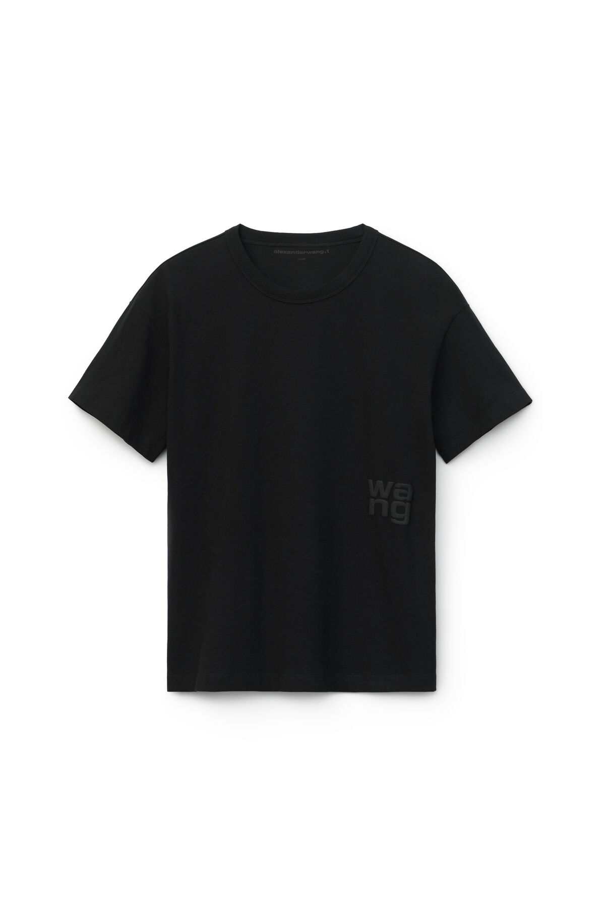 JERSEY LOGO TEE by Alexander Wang, available on alexanderwang.com for $85 Kylie Jenner Top SIMILAR PRODUCT