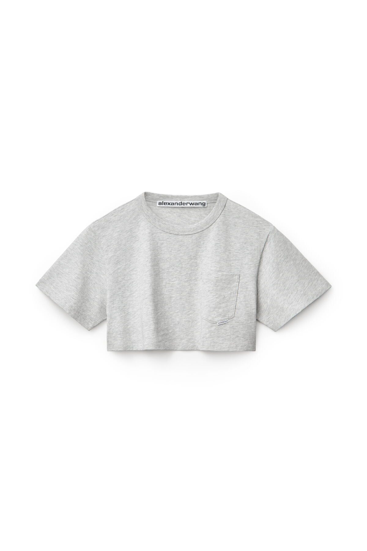 high twist crop tee by Alexander Wang, available on alexanderwang.com for $85 Kylie Jenner Top SIMILAR PRODUCT