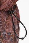 印花尼龙运动夹克