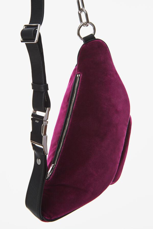 ALEXANDER WANG Bags attica velvet fanny pack