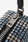 水钻链网手包