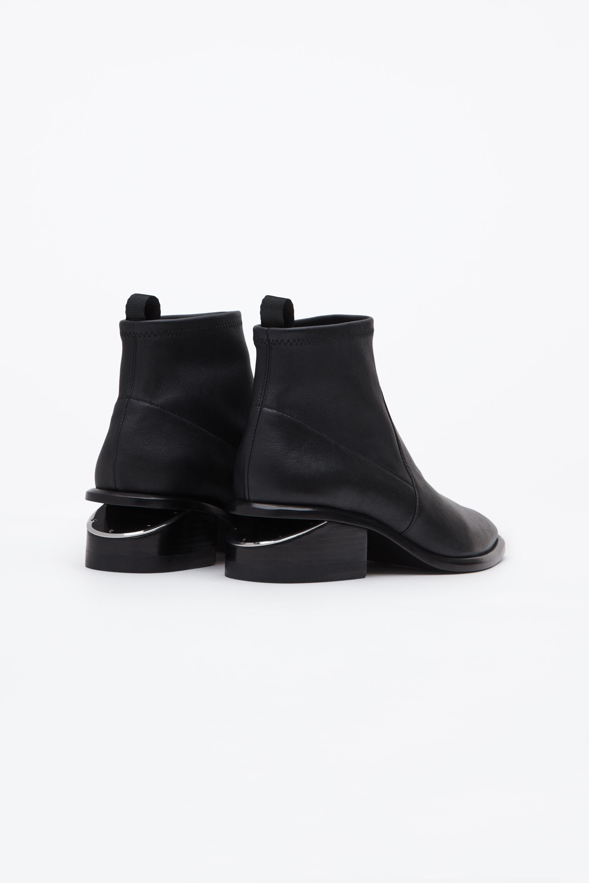 Alexander Wang Kori Stretch Leather Booties Flash Sales, UP TO 10 OFF