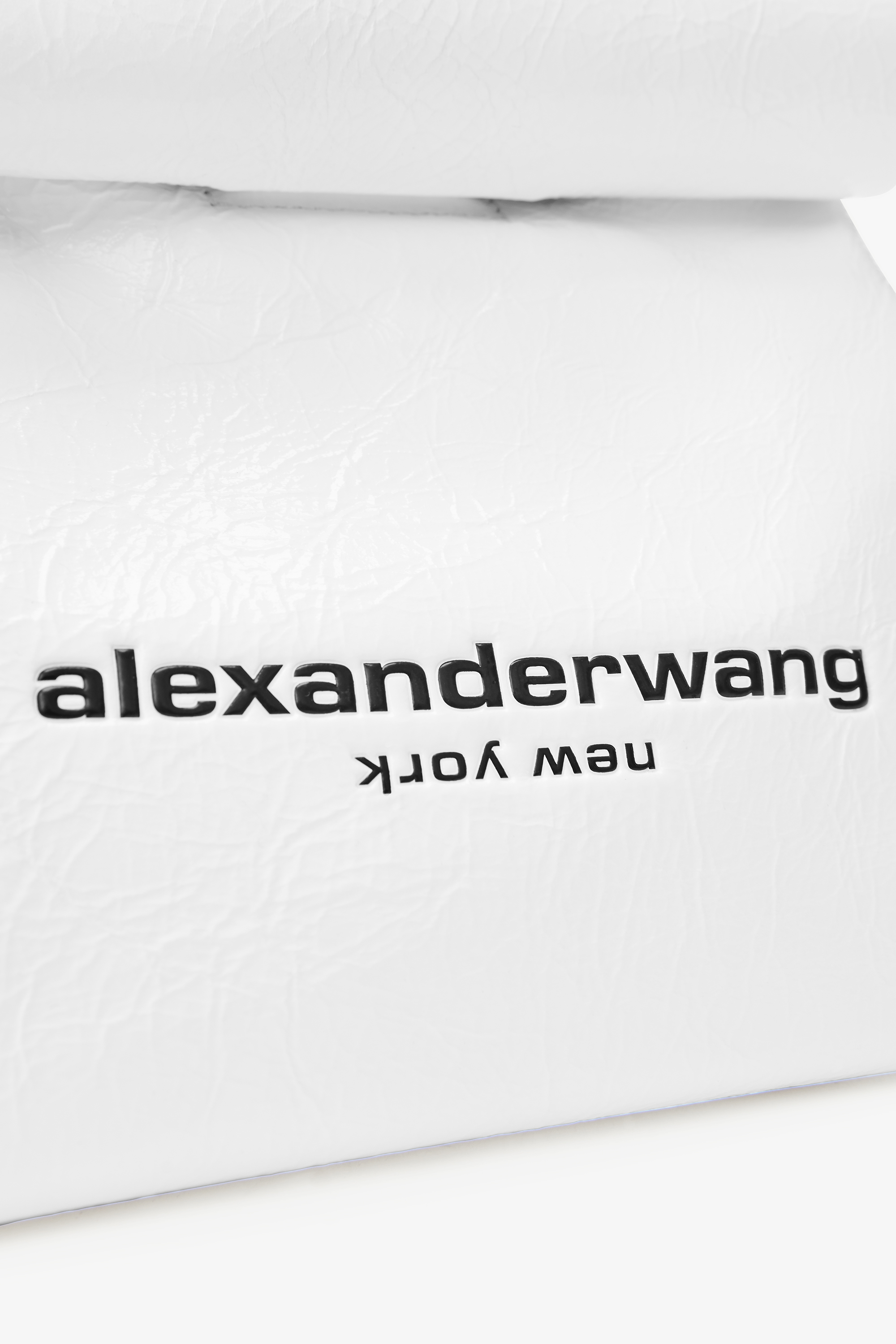 ALEXANDER WANG Leathers LUNCH BAG CLUTCH
