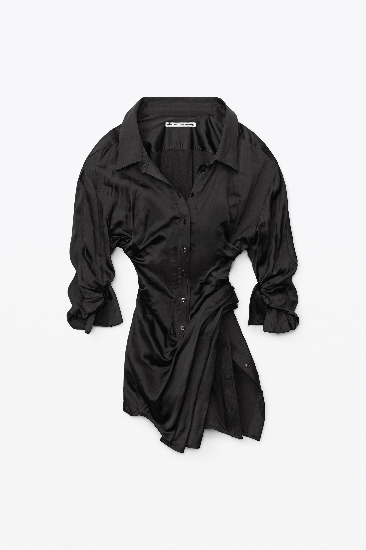 ALEXANDER WANG Dresses CINCHED WAIST DRESS