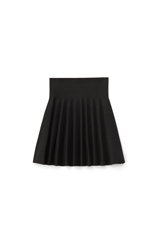 Alexander Wang Skirt In Black Cotton