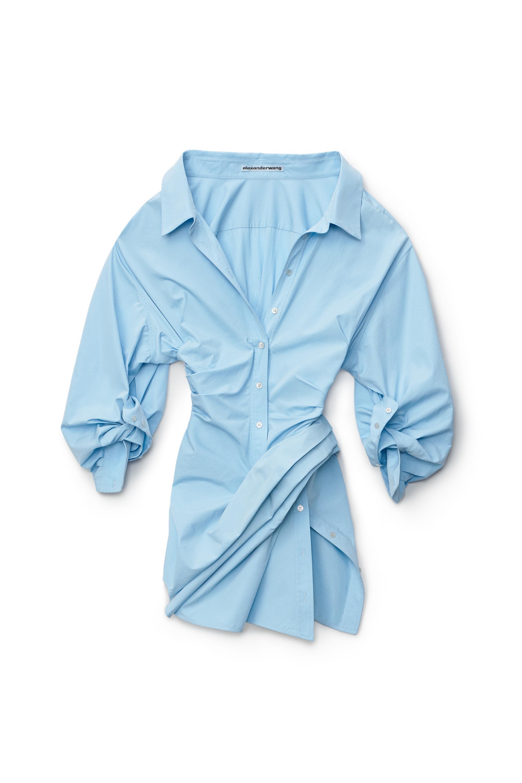 Alexander Wang CINCHED WAIST DRESS